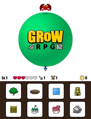 GROW RPG (Android) (EYEZMAZE --Original game site--)